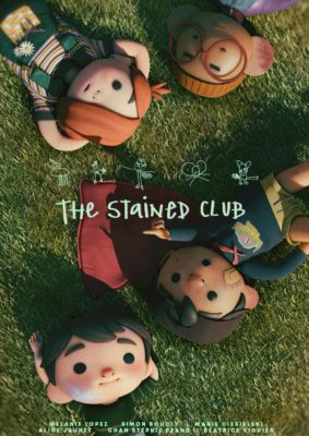 the stained club_